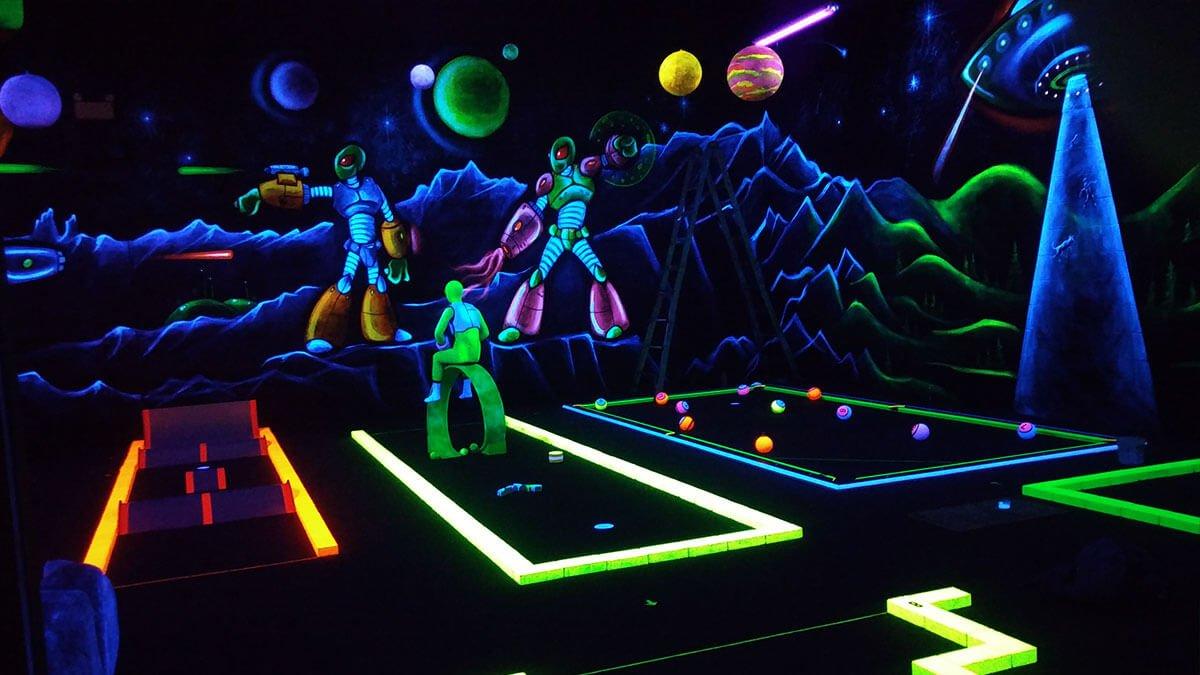 Lasertag Invasion