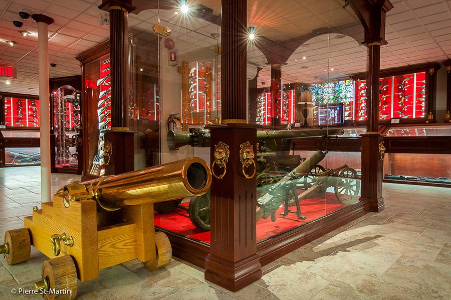 Musée Canadiens de l'Arme et du Bronze