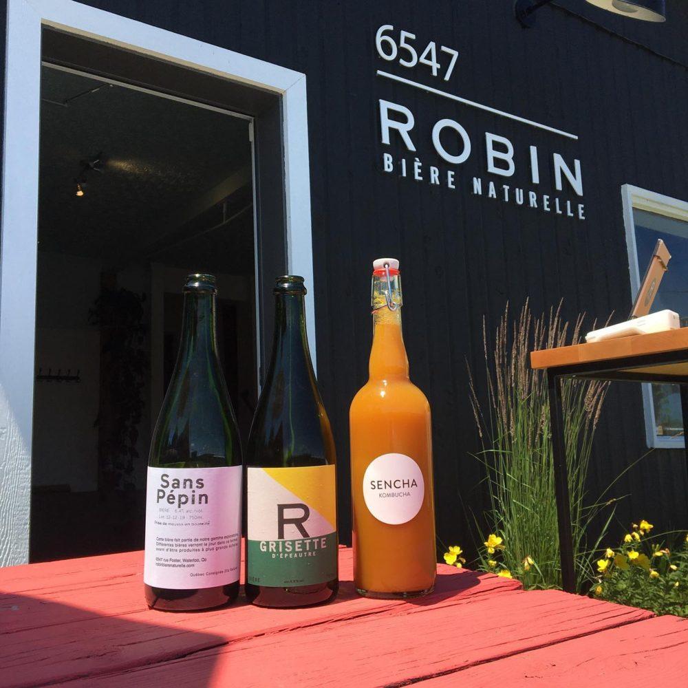 Robin - Bière Naturelle