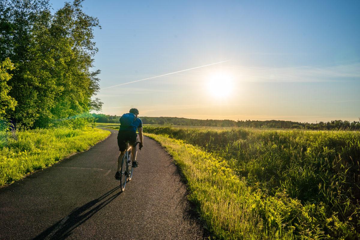 Le Mois du vélo s'empare de la région de Granby!