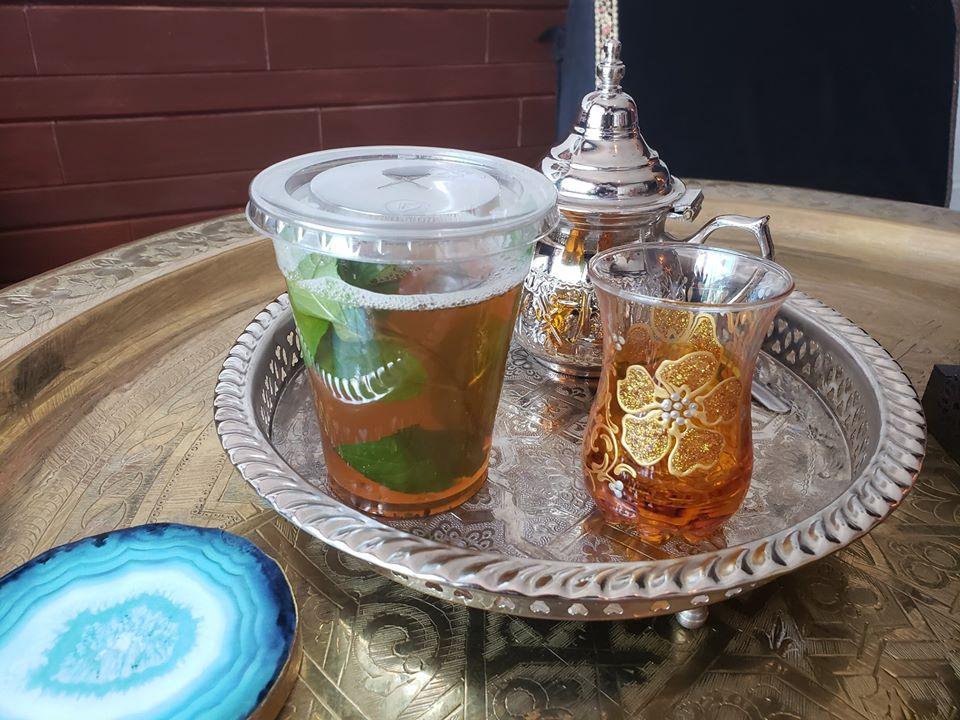 La théière marocaine de Granby