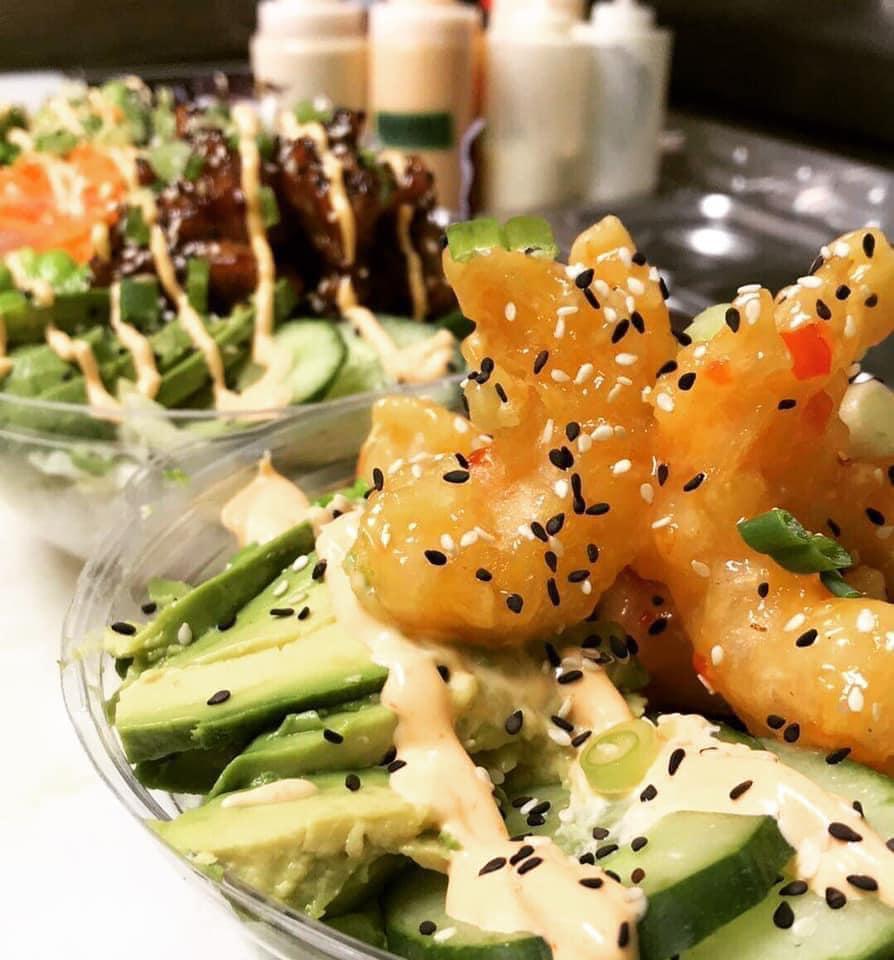 Wakamé Thaï et Sushi