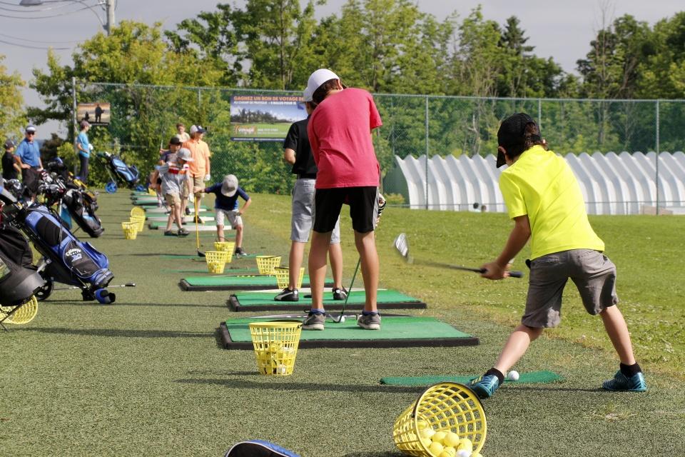 Club de golf Miner