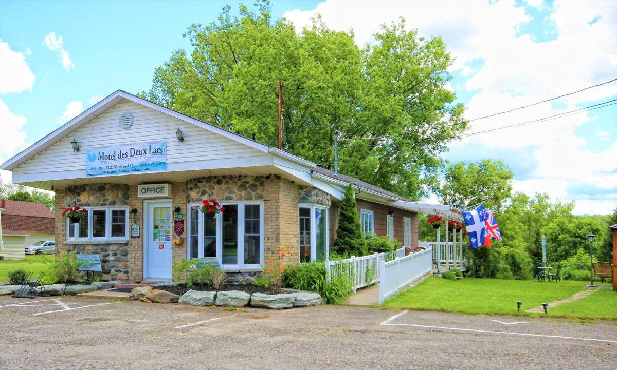 Motel des Deux Lacs