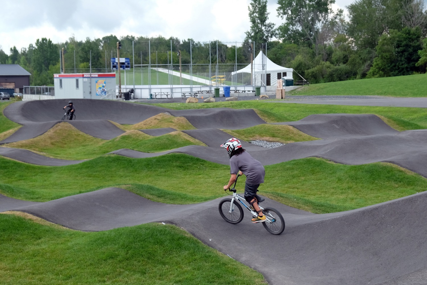 Pumptrack de Waterloo