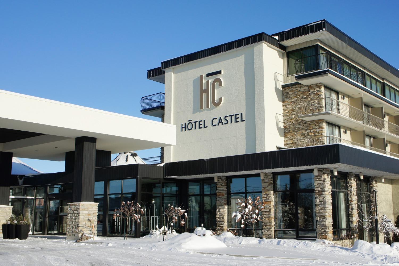 Hôtel Castel extérieur