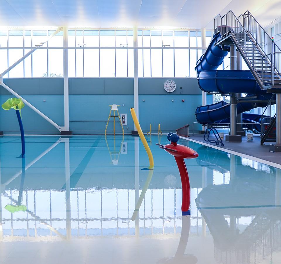 Centre aquatique Desjardins 2021