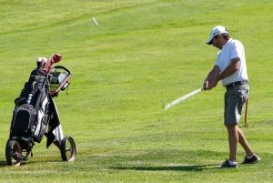 Club de golf Miner, golf, extérieur, kart de golf, plaisir, sport, amis, couple, plaisir
