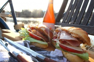 La bouchère CloseupSandwich