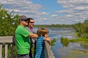 Boucle familiale - tour observation